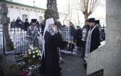В Ярославской епархии молитвенно почтили память митрополита Иоанна (Вендланда)