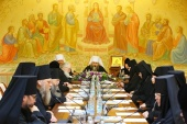На подворье Дивеевского монастыря в Москве состоялось заседание комиссии Межсоборного присутствия по вопросам организации жизни монастырей и монашества