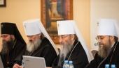 Блаженнейший митрополит Онуфрий возглавил X Ежегодную студенческую конференцию в Киевских духовных школах