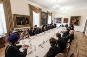 Состоялось очередное заседание Ученого совета Санкт-Петербургской духовной академии