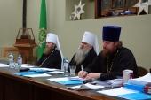 Вопросы пастырского служения в современном мире обсудили в профильной комиссии Межсоборного присутствия