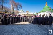 Предстоятель Украинской Православной Церкви возглавил собрание архиереев и духовенства трех епархий Киевской области
