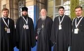 Делегация Русской Православной Церкви принимает участие в работе XIII Всемирного конгресса семей в Вероне