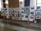 В Чите открылась фотовыставка, посвященная десятилетию интронизации Святейшего Патриарха Московского и всея Руси Кирилла