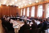 Состоялось заседание комиссии Межсоборного присутствия по вопросам общественной жизни, культуры, науки и информации