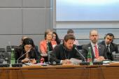 Глава Представительства Украинской Православной Церкви при европейских международных организациях на совещании ОБСЕ в Вене рассказал о нарушениях прав верующих