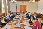Состоялось заседание Комиссии по вопросам гармонизации межнациональных и межрелигиозных отношений Совета при Президенте РФ по взаимодействию с религиозными объединениями