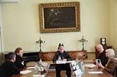Состоялось заседание Совета экспертов Патриаршей литературной премии