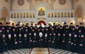 Митрополит Крутицкий и Коломенский Ювеналий возглавил собрание благочинных Московской епархии