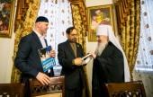 Глава Татарстанской митрополии встретился с председателем Всемирного совета мусульманских общин