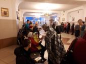 В кафедральном соборе Брянска состоялось соборование детей с ограниченными возможностями