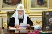 Священный Синод предложил епархиальным архиереям обратить внимание на духовную поддержку новорукоположенных священнослужителей