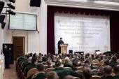 Представители Санкт-Петербургской духовной академии приняли участия в мероприятиях, направленных на укрепление межвузовского сотрудничества