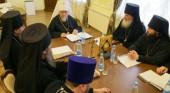 На Архиерейском совете Омской митрополии обсудили празднование 125-летия Омской епархии