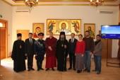 В столице Калмыкии прошло совещание по вопросам сотрудничества Элистинской епархии и исторического общества «Двуглавый орел»