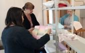 Гуманитарный склад «Маме в помощь» начал действовать в Пятигорской епархии