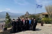 Паломники из Берлинско-Германской епархии поклонились святыням Элладской Православной Церкви