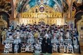 Резолюция великопостного совещания духовенства Восточно-Американской епархии