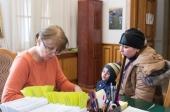 В Ессентуках при церковном приюте для женщин открылся обновленный гуманитарный центр