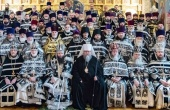 Clergymen of the ROCOR Eastern American Diocese express support to canonical Ukrainian Orthodox Church