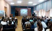 В Рязанской епархии стартовал цикл бесед о вере в сопровождении песочных иллюстраций