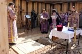 В Москве началось строительство храма при Морозовской детской больнице