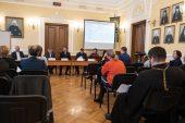 Круглый стол, посвященный вопросам паллиативной помощи детям, состоялся в Архиерейском доме Красноярска