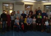В Санкт-Петербургской епархии завершились очередные занятия по программе «Счастье навсегда»