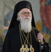 Анастасий, Блаженнейший Архиепископ Тиранский и всей Албании (Яннулатос)