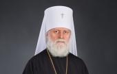 Патриаршее поздравление митрополиту Таллинскому Евгению с 25-летием архиерейской хиротонии