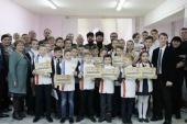 Мелекесская епархия поддерживает спортивные клубы карате на территории Ульяновской области