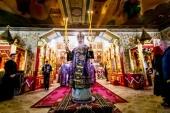 Глава Татарстанской митрополии возглавил торжества по случаю 790-летия мученической кончины святого Авраамия Болгарского