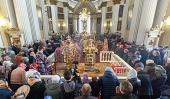 В Александро-Невской лавре молитвенно почтили память преподобного Серафима Вырицкого в день рождения святого