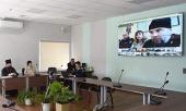 Состоялось совещание педагогов Первого казачьего университета с духовниками региональных филиалов