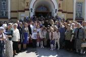 Управляющий Патриаршим благочинием в Туркменистане посетил приходы благочиния