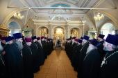 В Новодевичьем монастыре состоялось вручение Патриарших наград
