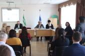 Глава Курганской митрополии принял участие в первом заседании Координационного совета по поддержке благотворительной деятельности в Курганской области