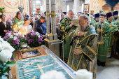 Празднование дня памяти преподобного Севастиана Карагандинского состоялось в «Шахтерской столице» Казахстана