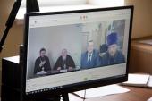 Председатель Синодального комитета по взаимодействию с казачеством провел видеоконференцию с войсковыми священниками Уссурийского, Забайкальского и Иркутского казачьих обществ