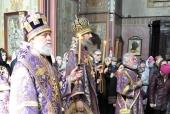 В годовщину кончины митрополита Корнилия (Якобса) в Таллине совершены заупокойные богослужения