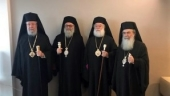 Primates of Orthodox Churches of Alexandria, Antioch, Jerusalem and Cyprus emphasize the necessity of defending the faithful, churches and monasteries in Ukraine from attacks and violence