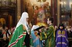 Слово Святейшего Патриарха Кирилла при вручении архиерейского жезла Преосвященному Стефану (Привалову), епископу Клинскому