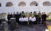 В Вознесенском Печерском монастыре Нижнего Новгорода освящены мемориальные доски с именами погребенных в обители