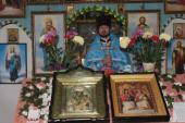Чтимая «Озерянская» икона Богородицы украдена из сельского храма на Киевщине