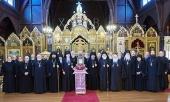 Обращение участников совещания духовенства Западно-Американской епархии