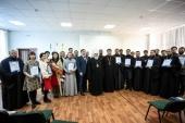 Исполняющий обязанности председателя Синодального отдела по делам молодежи посетил Ставрополь