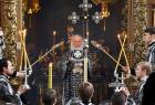 Во вторник Страстной седмицы Святейший Патриарх Кирилл совершил Литургию Преждеосвященных Даров в Высоко-Петровском ставропигиальном монастыре