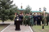 К 75-летию Победы в столице Чеченской Республики будет построен новый храм