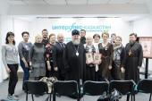 В Алма-Ате состоялась пресс-конференция главы Казахстанского митрополичьего округа, посвященная празднику Пасхи