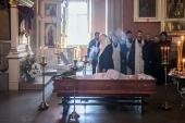 Отошел ко Господу настоятель Спасо-Преображенского кафедрального собора г. Выборга протоиерей Лев Церпицкий